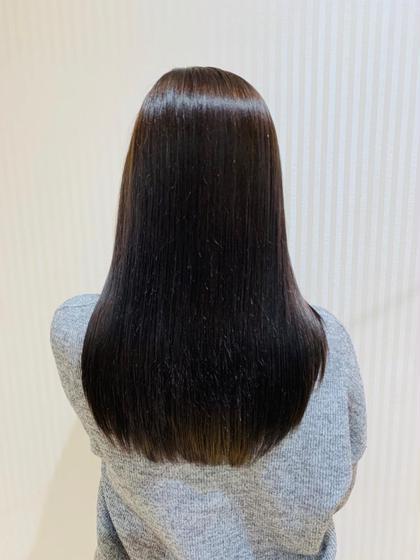 😻✨髪を補強してくれるファイバープレックストリートメント&髪のコンディションを整えるオジオットトリートメント