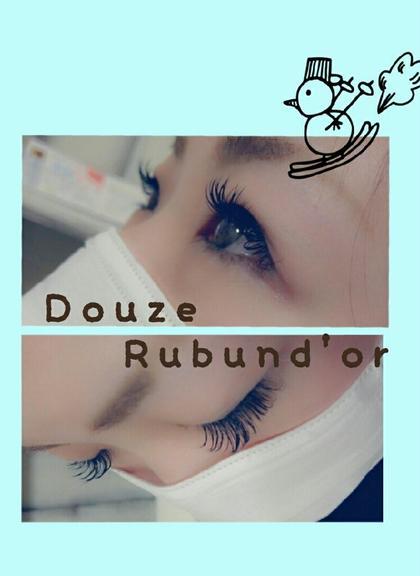 Cカール、真ん中長め DOUZE Rubun d'or所属・西岡青葉のフォト