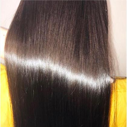 【#アオハル】⭐︎お試し価格⭐︎髪質改善ストレート+ハホニコトリートメント