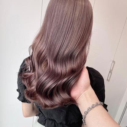 ☘️カット+カラー+髪質改善酸熱トリートメント☘️美髪ならこれ☘️ダメージや広がり☘️サラサラツヤツヤ☘️炭酸スパ付き