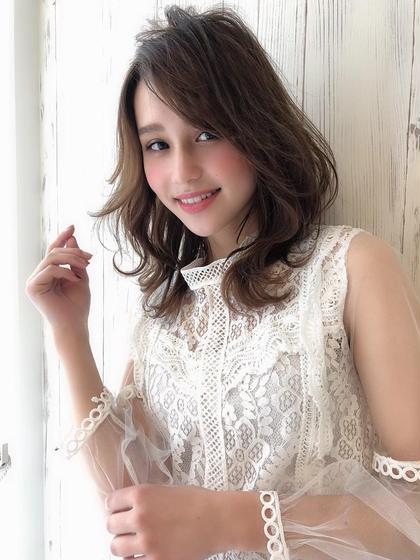 ✂︎デザインカット4000円→ 1980円 シャンプートリートメントプレゼント付き☆
