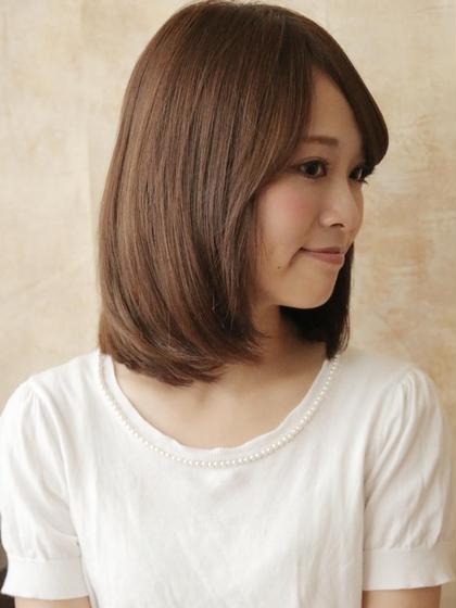 La・sol HAIR所属の竹牟礼翔のヘアカタログ