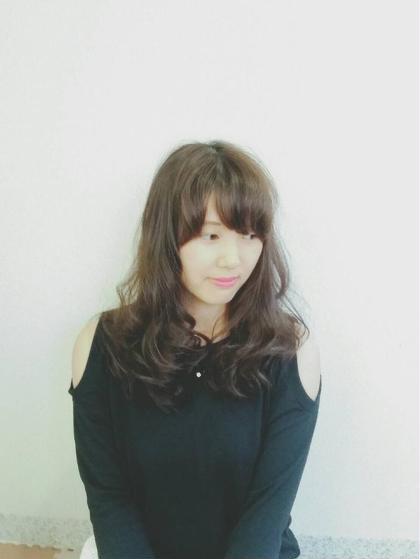 #ゆるふわ#ミディ 誰からも愛されるスタイル‼️ トモズヘアデザイン所属・竹村大輔のスタイル