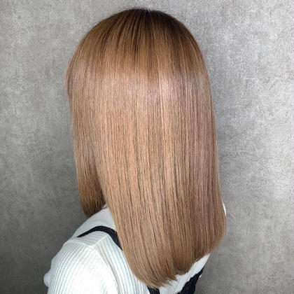 【💫メンテナンス💫】前髪カット&髪質改善カクテルトリートメント🍷