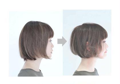 SBCは、世界初の特許技術のswing cutで骨格ごと補正しながら綺麗に首を長く見せます。シルエット次第でショートはスタイルまでもキレイに見せることができます。 ショートスタイルはお任せください! hair salon G growのショートのヘアスタイル