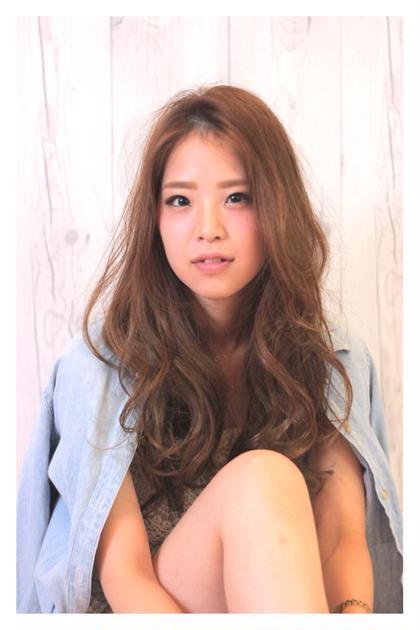Rias hairdesign所属・中尾亮のスタイル
