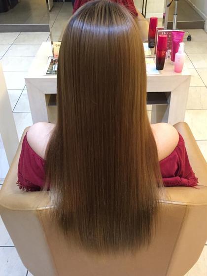 髪質改善✨縮毛矯正