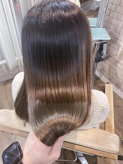 【⭐️一流システムトリートメント使用】⭐️美髪フルカラー&TOKIOTr(5STEP)