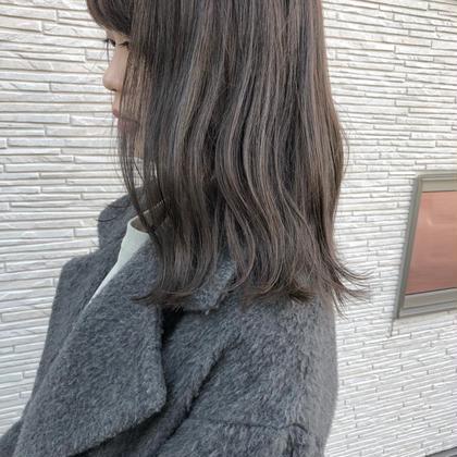 【巻き髪が好きな方に🐣】似合わせカット+ハイライトカラー+キューティクル改善トリートメント
