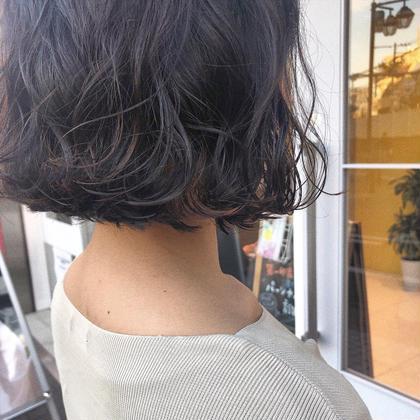 【新規or2回目 💚】 カット+ゆるめベーシックパーマ