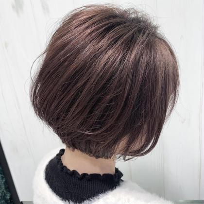 ♦️🌈定番メニュー🌈似合わせカラー+極潤トリートメント♦️