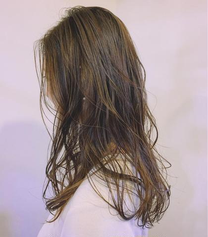 LAISSEZDEUX所属のlaissezドゥー山崎サエのヘアカタログ