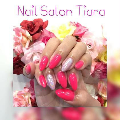 Nail Salon Tiara所属のさかいだゆいのネイルデザイン