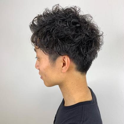 【メンズ限定✨】男前カット&パーマ