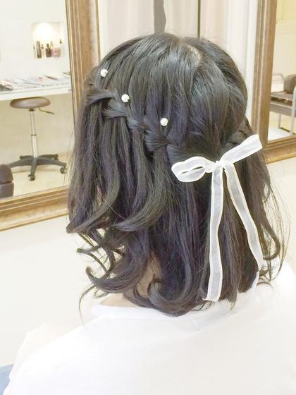 eguchiyayoiのヘアアレンジ