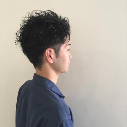 【ご新規様限定】メンズカット(眉カット、スパクレンジング付き)