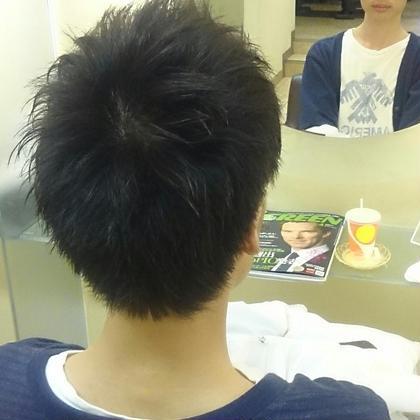 メンズもお待ちしております! 松本平太郎美容室銀座part3所属・トップカラーリストすずきまなみのスタイル