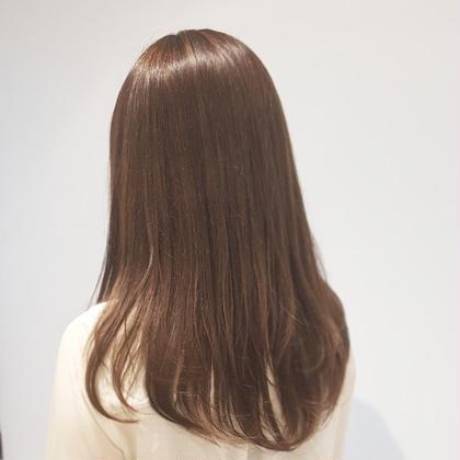 💗👑人気No.1艶カラー 👑💗シルクつやトリートメントサービス