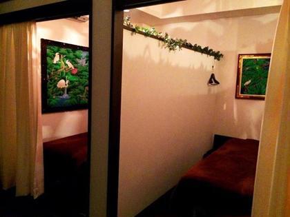 店内はバリ風です! Beauty&Spa Permata所属・森めいのフォト