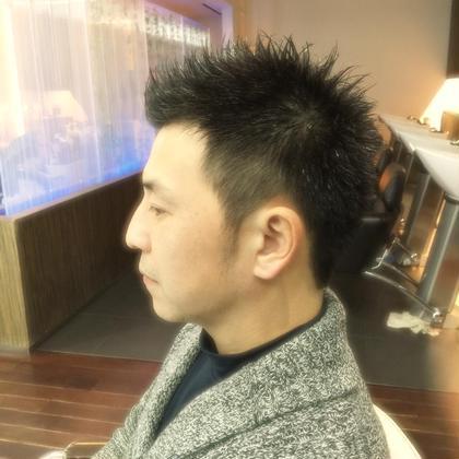 ✄爽やかソフトモヒカン✄ AZURAソフトピア所属・高光恵太のスタイル