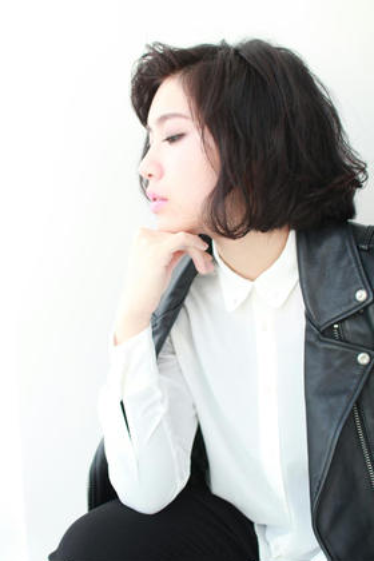 撮影サロンモデルの写真です ZEST 三鷹店所属・吉澤優のスタイル