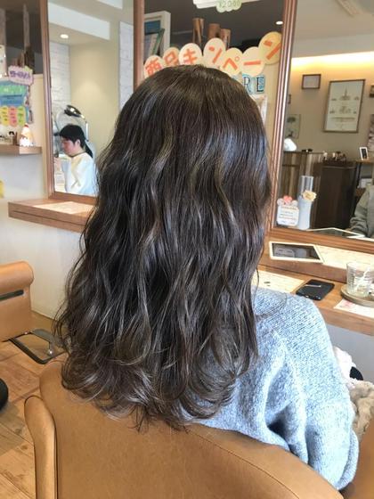 hairmakean・nico所属・柴田芳博のスタイル