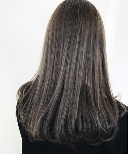 【❣️髪質改善❣️】イルミナカラー+最高級5stepトリートメント