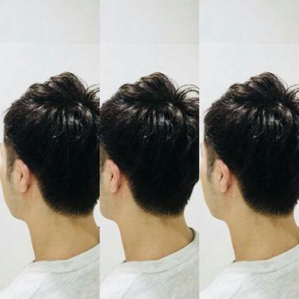 クセを生かしたマッシュショート! ワックスの付け方をもお伝え致します☆ Hair&Beauty miq大山所属・竹内愛のスタイル