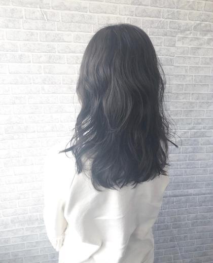 【初めての白髪染め】カット+気になる白髪染め