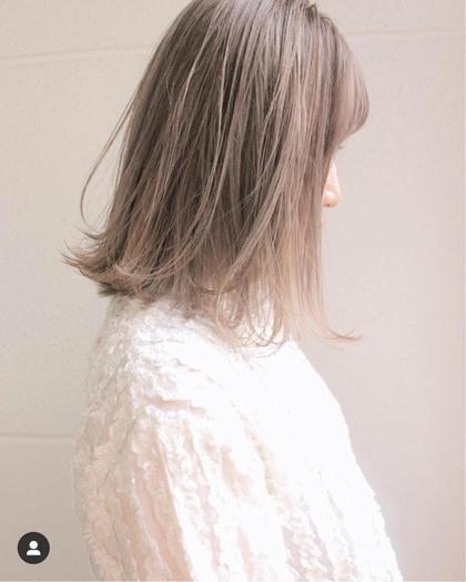 bleach colour+treatment【M】