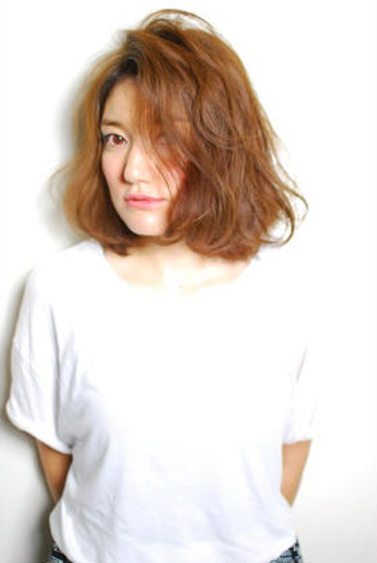 OFF.HAIRSHOP所属・ookuramasayukiのスタイル