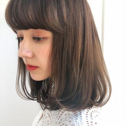 Ramie GINZA所属・髪質改善&韓国風⭐️武原マリアのスタイル
