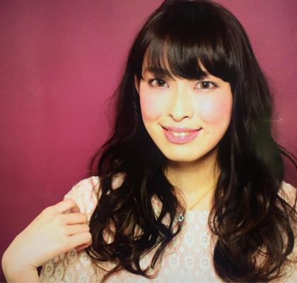 撮影会でメイクしました HAIR MAKE MUSE所属・関川菜緒のスタイル