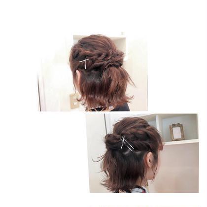 ボブ  hairarrange  Loco by neolive所属・山口美佳のスタイル