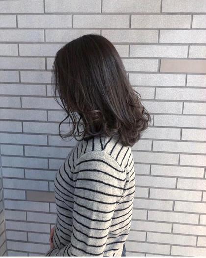 【癒し】カット&アロマヘッドスパ