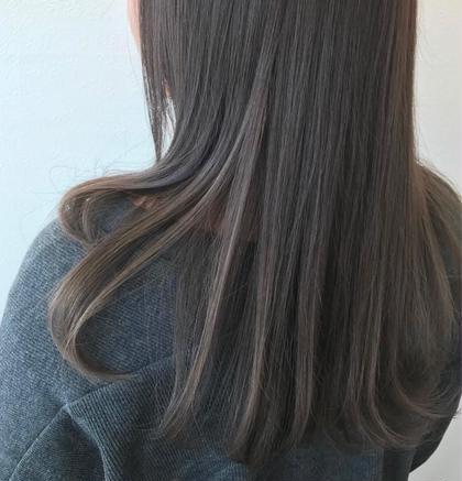 ❣️前髪メンテ&髪メンテ❣️前髪カット&スチームTOKIOトリートメント✨