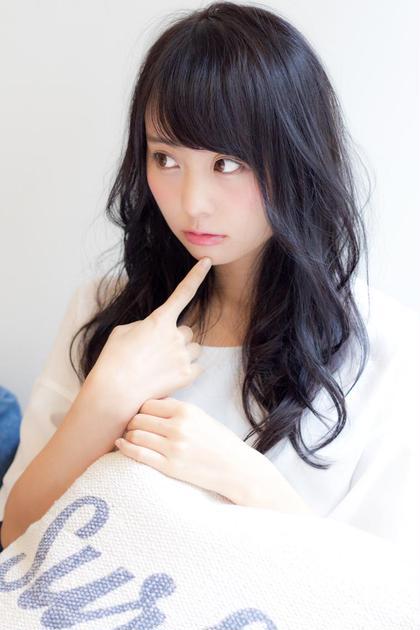 【★うる艶美髪に★】艶カラー(リタッチ)+カット+TOKIOインカラミTR ¥8900