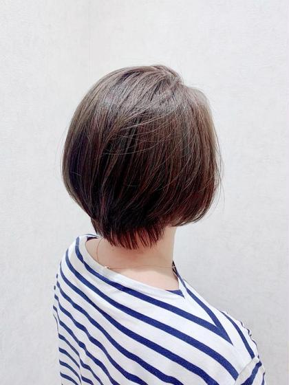 《営業時間外限定》【🍯蜂蜜&シアバター配合】ツヤ髪〈リタッチ〉カラー&サロン限定高級システムトリートメント💎