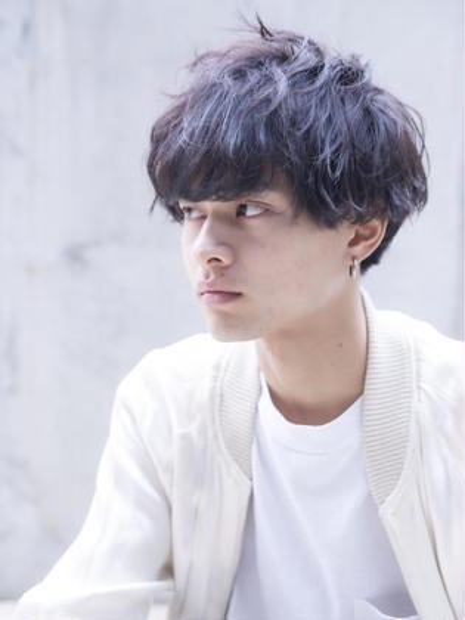 ⭐️最強のイメチェン⭐️似合わせカット+カラー+パーマ+シルクトリートメント