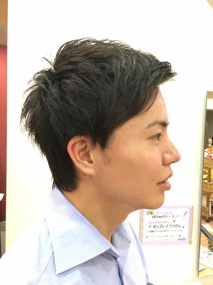 FALCO HAIR所属・坂本洸太のスタイル