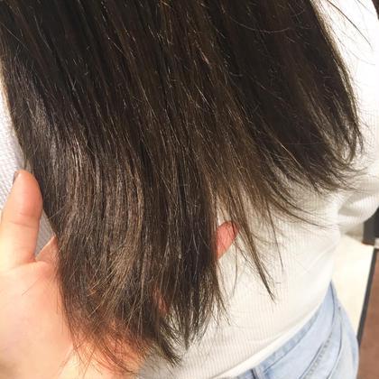 アッシュ系 RISA hair design所属・半田結衣子のスタイル