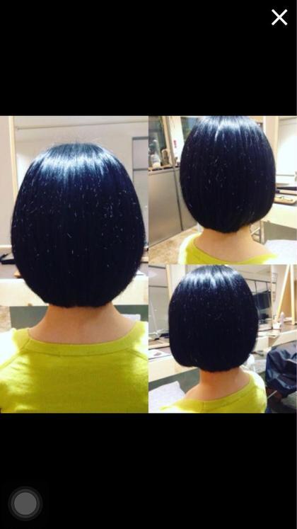 ボブスタイル☆ hair make one003所属・椎葉安純のスタイル