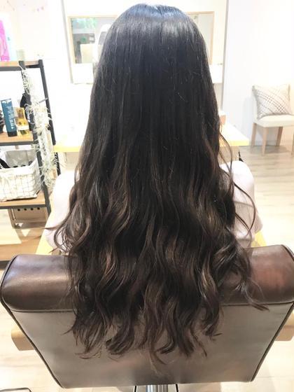 AMINA所属の新井晴哉のヘアカタログ