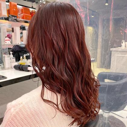 🦔お洒落女子必見🦔大人可愛いカラー&アレンジしやすいカット✨韓国風も✨🇰🇷ワクワクする髪の毛に!