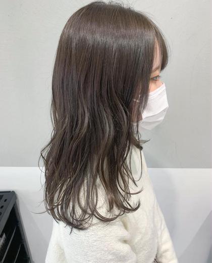 🍩 土・日・祝日限定 🥨オリジナルケアカラー☽♡ (ワンカラー)