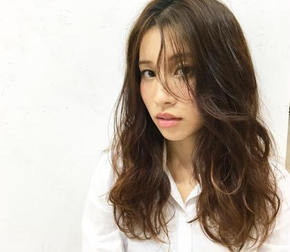 自宅でやりやすいダメージゼロのデジタルパーマ knot hair&prodacts成田公津の杜所属・鈴木翔梧のスタイル