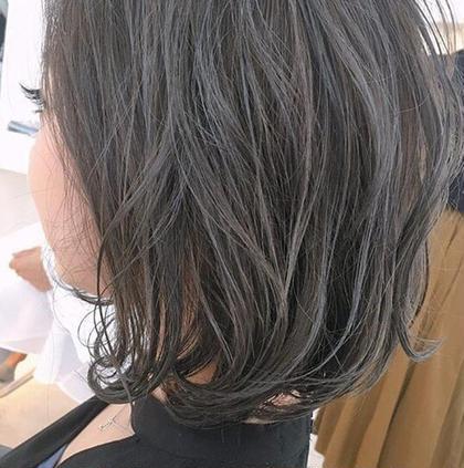 山崎晃治のショートのヘアスタイル