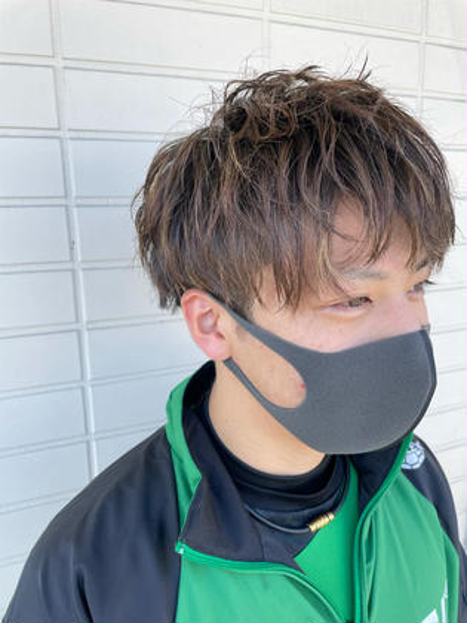 【当日予約OK】メンズカット✂️ ¥4400 → ¥3000