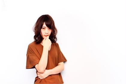 キリッと秋髪( ^ω^ ) Hair salon Bi-ne所属・甲斐錬也のスタイル