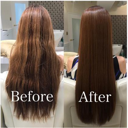 カラーや縮毛矯正を繰り返しされている方へ💌髪質改善サイエンスアクア✨